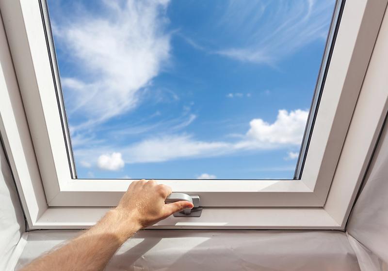 Dare luce agli ambienti: le finestre da tetto